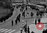 Image of demonstrations against Vietnam War London England United Kingdom, 1968, second 53 stock footage video 65675071476