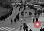 Image of demonstrations against Vietnam War London England United Kingdom, 1968, second 54 stock footage video 65675071476