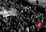 Image of demonstrations against Vietnam War London England United Kingdom, 1968, second 57 stock footage video 65675071476
