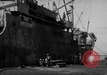 Image of new dock Manila Philippines, 1945, second 22 stock footage video 65675071479