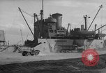 Image of new dock Manila Philippines, 1945, second 39 stock footage video 65675071479