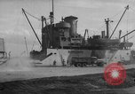 Image of new dock Manila Philippines, 1945, second 41 stock footage video 65675071479