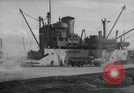 Image of new dock Manila Philippines, 1945, second 42 stock footage video 65675071479