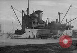 Image of new dock Manila Philippines, 1945, second 44 stock footage video 65675071479