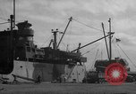 Image of new dock Manila Philippines, 1945, second 50 stock footage video 65675071479