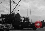 Image of new dock Manila Philippines, 1945, second 52 stock footage video 65675071479