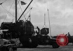 Image of new dock Manila Philippines, 1945, second 53 stock footage video 65675071479