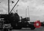Image of new dock Manila Philippines, 1945, second 55 stock footage video 65675071479