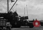 Image of new dock Manila Philippines, 1945, second 57 stock footage video 65675071479