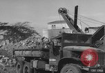 Image of new dock Manila Philippines, 1945, second 19 stock footage video 65675071481