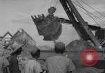 Image of new dock Manila Philippines, 1945, second 47 stock footage video 65675071481