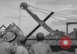 Image of new dock Manila Philippines, 1945, second 51 stock footage video 65675071481