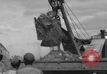 Image of new dock Manila Philippines, 1945, second 57 stock footage video 65675071481