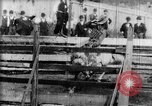 Image of Bucking Bronco West Orange New Jersey USA, 1894, second 13 stock footage video 65675071499