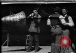 Image of Film-sound experiment West Orange New Jersey USA, 1895, second 1 stock footage video 65675071504