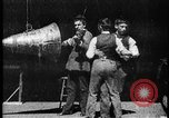 Image of Film-sound experiment West Orange New Jersey USA, 1895, second 9 stock footage video 65675071504