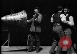 Image of Film-sound experiment West Orange New Jersey USA, 1895, second 12 stock footage video 65675071504