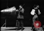 Image of Film-sound experiment West Orange New Jersey USA, 1895, second 13 stock footage video 65675071504