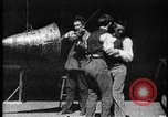 Image of Film-sound experiment West Orange New Jersey USA, 1895, second 16 stock footage video 65675071504