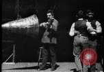Image of Film-sound experiment West Orange New Jersey USA, 1895, second 18 stock footage video 65675071504