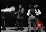 Image of Film-sound experiment West Orange New Jersey USA, 1895, second 22 stock footage video 65675071504