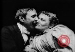 Image of May Irwin and John Rice Europe, 1896, second 4 stock footage video 65675071508
