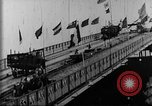 Image of Water chute ride Coney Island New York USA, 1896, second 6 stock footage video 65675071511