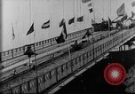 Image of Water chute ride Coney Island New York USA, 1896, second 12 stock footage video 65675071511
