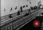 Image of Water chute ride Coney Island New York USA, 1896, second 14 stock footage video 65675071511