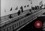 Image of Water chute ride Coney Island New York USA, 1896, second 15 stock footage video 65675071511