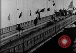 Image of Water chute ride Coney Island New York USA, 1896, second 16 stock footage video 65675071511