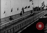 Image of Water chute ride Coney Island New York USA, 1896, second 19 stock footage video 65675071511