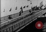 Image of Water chute ride Coney Island New York USA, 1896, second 20 stock footage video 65675071511