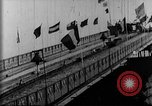 Image of Water chute ride Coney Island New York USA, 1896, second 23 stock footage video 65675071511