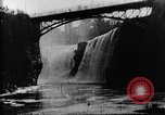 Image of Passaic River Patterson New Jersey USA, 1896, second 2 stock footage video 65675071512