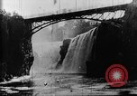 Image of Passaic River Patterson New Jersey USA, 1896, second 3 stock footage video 65675071512
