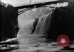 Image of Passaic River Patterson New Jersey USA, 1896, second 6 stock footage video 65675071512