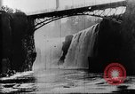 Image of Passaic River Patterson New Jersey USA, 1896, second 7 stock footage video 65675071512