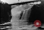 Image of Passaic River Patterson New Jersey USA, 1896, second 9 stock footage video 65675071512