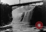 Image of Passaic River Patterson New Jersey USA, 1896, second 10 stock footage video 65675071512