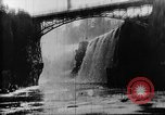 Image of Passaic River Patterson New Jersey USA, 1896, second 11 stock footage video 65675071512