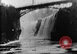 Image of Passaic River Patterson New Jersey USA, 1896, second 12 stock footage video 65675071512
