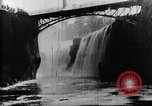 Image of Passaic River Patterson New Jersey USA, 1896, second 13 stock footage video 65675071512