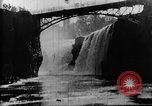 Image of Passaic River Patterson New Jersey USA, 1896, second 17 stock footage video 65675071512