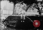 Image of Fisherman Fanwood New Jersey USA, 1896, second 11 stock footage video 65675071513