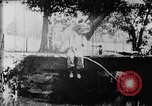 Image of Fisherman Fanwood New Jersey USA, 1896, second 15 stock footage video 65675071513