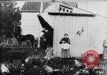 Image of Farmyard scene New Jersey United States USA, 1896, second 18 stock footage video 65675071515