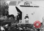 Image of Farmyard scene New Jersey United States USA, 1896, second 20 stock footage video 65675071515