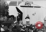 Image of Farmyard scene New Jersey United States USA, 1896, second 22 stock footage video 65675071515