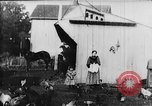 Image of Farmyard scene New Jersey United States USA, 1896, second 26 stock footage video 65675071515